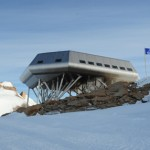 Belgian polar station