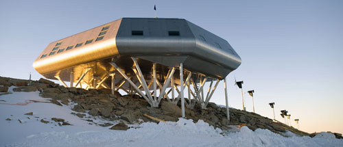The Princess Elisabeth Antarctic Station
